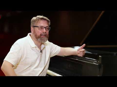 DePauw School of Music - Steve Snyder Bio