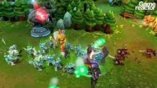 GDC09: League of Legends: Clash of Fates