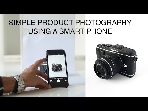 Shooting Simple Product Photos with Printer Paper and a Window