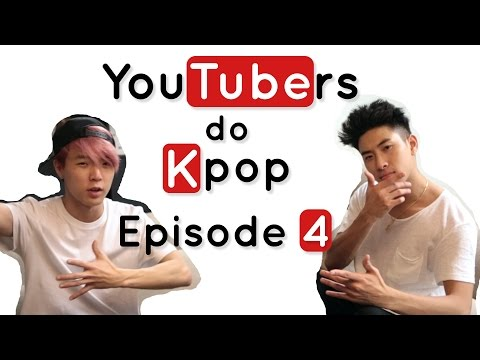 YouTubers Do K-Pop - EPISODE 4 Ft. JeffreyFever