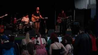 dave whitty band george street festival 2013