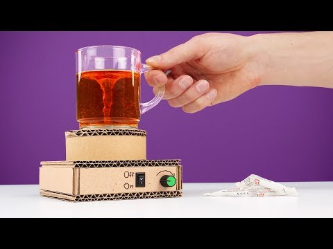 DIY Magnetic Stirrer Works with Any Cup/Mug