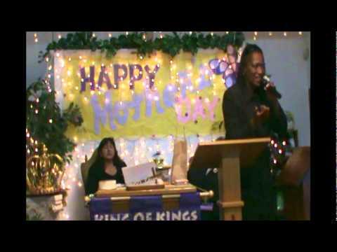 Drop The Rock! - Messenger Pastor Debra Russ
