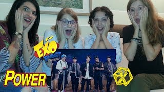 Video [ITA] EXO (엑소) - POWER ★ MV REACTION *THIS SHOULD BE ILLEGAL!* download MP3, 3GP, MP4, WEBM, AVI, FLV Juni 2018