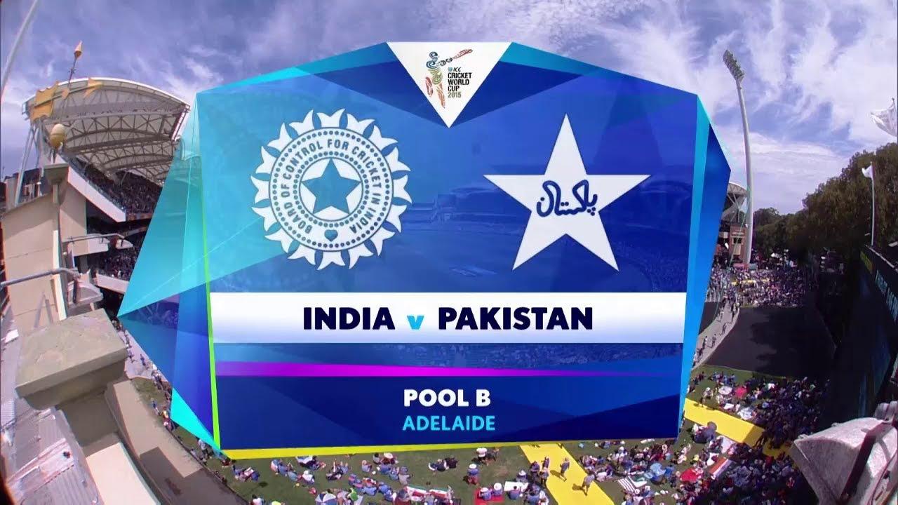 INDIA VS PAKISTAN ICC 2015 CRICKET WORLD CUP HIGHLIGHTS  VIRAT KOHLI (107)
