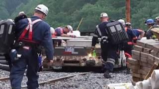 massey reentry to ubb mine june 2 2010