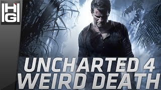 Uncharted 4: A Thief's End - Weird Death Glitch