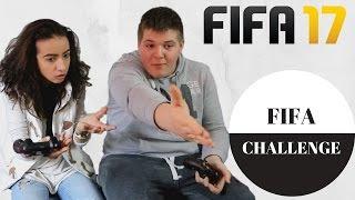 Najluđi FIFA 17 challenge! 😂 I Gloria Berger w/ GamesPro DK