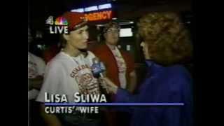 Curtis Sliwa Shooting June 1992 News Report