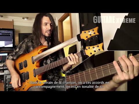"Ron ""Bumblefoot"" Thal - Guitare Xtreme #71"