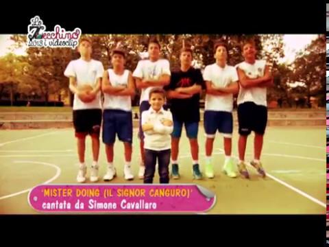 """Mister Doing (Il Signor Canguro) - Lo Zecchino 2013 """"I Videoclip"""""""