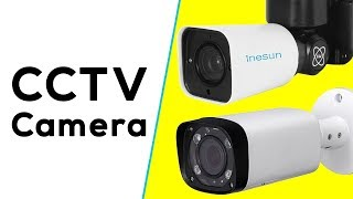 Top 5 Best CCTV Cameras For Outdoor Full HD Night Vision