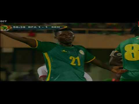 Rtb - Eliminatoires Mondial 2018 Burkina vs Sénégal (retour) 2ème mi-temps