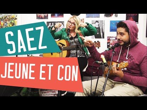 JEUNE ET CON - SAEZ  Jours Etranges - Acoustic Cover avec Lola Sidi Biggy et Alexis