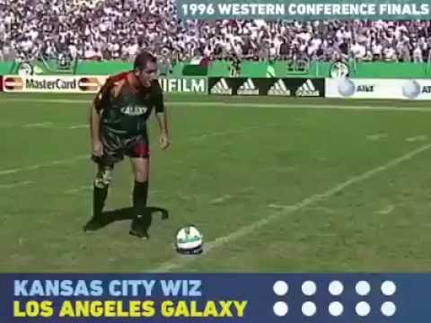 Throwback to how the Major League Soccer MLS took penalties in the 90's