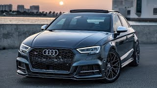 2019 AUDI S3 APR STAGE 2 - BETTER THAN AN RS3? 385hp/505Nm - 0-100kmh 3.7 sec