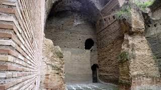 I pavimenti delle Terme di Caracalla