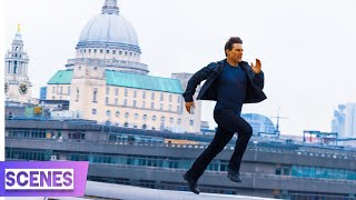 Mission Impossible Fallout - I am Jumping From a Window Scene In Hindi (7/12)