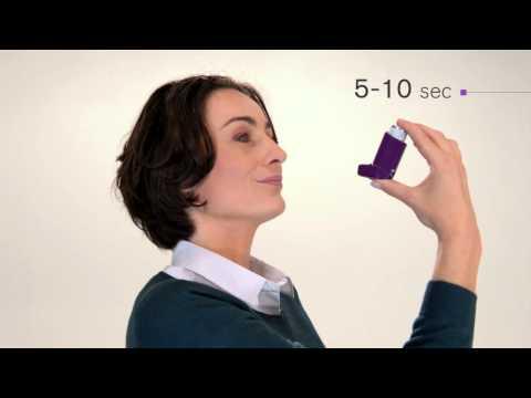 Metered Dose Inhaler Evohaler