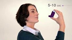 Metered Dose Inhaler (Evohaler)