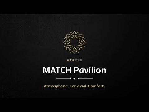 FIFA World Cup Qatar 2022™: MATCH Pavilion