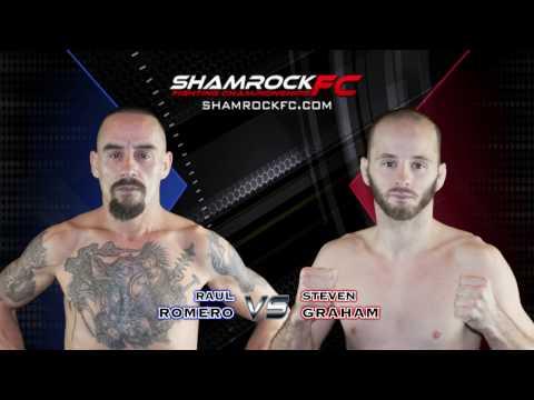 Shamrock 280 Raul Romero vs Steven Graham