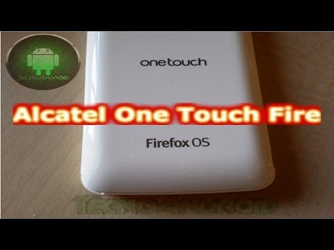 Alcatel Onetouch Fire recensione by Tecnoandroid