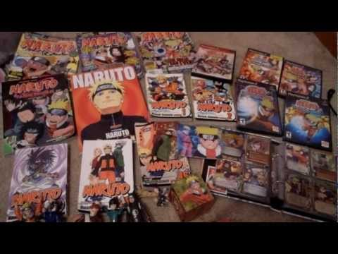 My Naruto Collection/Obsession