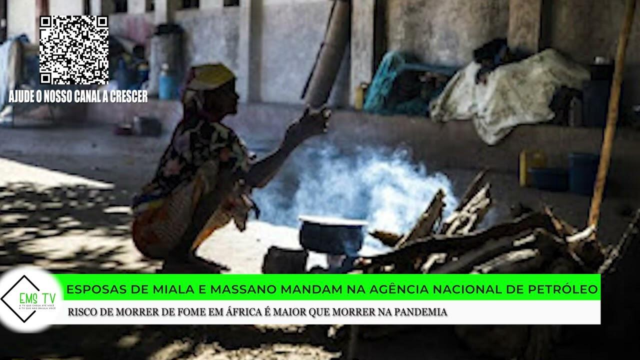 Download ESPOSA DO GENERAL MIALA E DE JOSÉ LIMA MASSANO MANDAM NA AGÊNCIA NACIONAL DE PETRÓLEOS