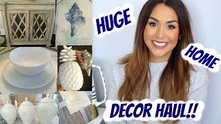 Huge Home Decor Haul + Life Update!