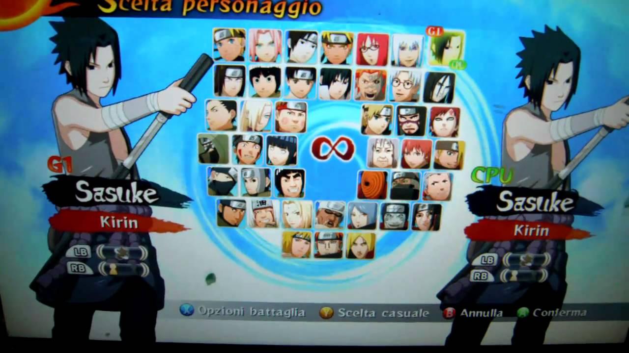 Naruto Shippuden Ultimate Ninja Storm 2 Download Psp