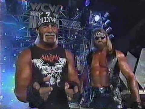 04.20.1998 WCW Monday Nitro Pt. 18  nWo Troubles plus Michael Buffer duces Hollywood Hogan