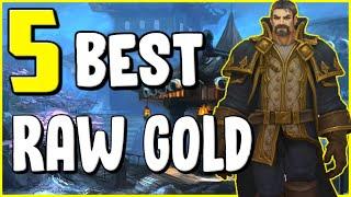 5 Best Raw Gold Farms In WoW BFA 8.2.5 - Gold Farming, Gold Making