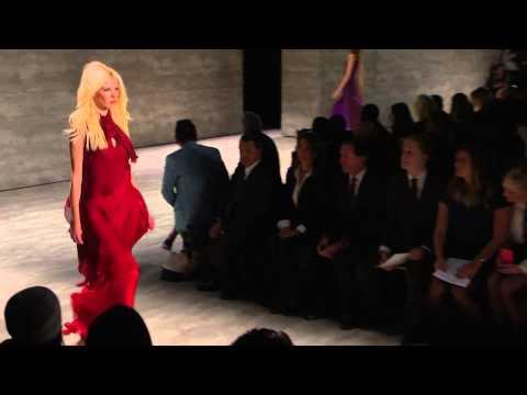 Pamella Roland | Fall Winter 2015/2016 Full Fashion Show | Exclusive