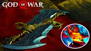 Who Forged the Blades of Chaos (God of War Lore)