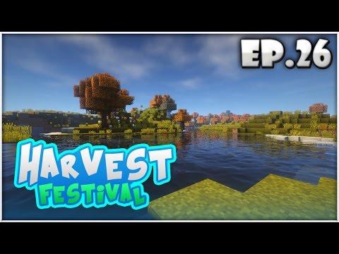 Harvest Festival EP.26 | อุปกรณ์ต้องดีเงินที่มีไม่มีดีตาม!! (Minecraft Harvest Moon)