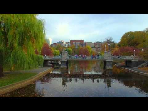 Fall, the most beautiful time to visit Boston!
