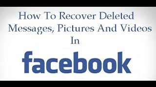 How To Download All deleted Photos, video, massage & more