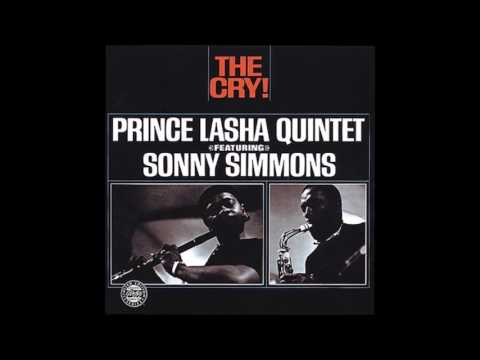 Prince Lasha Quintet - The Cry (1962)