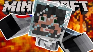 FLYING TO THE CENTER OF THE EARTH!! | Terra Swoop Force | Minecraft Map