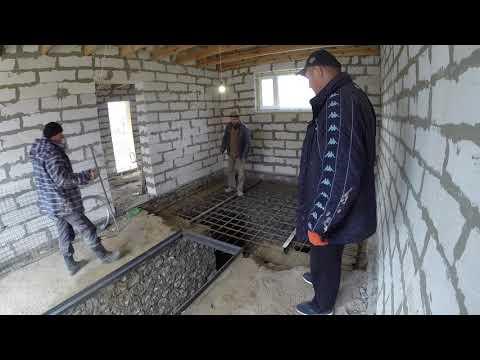 🏘 Строим гараж, день #80 Опалубка под плиту перекрытия подвала