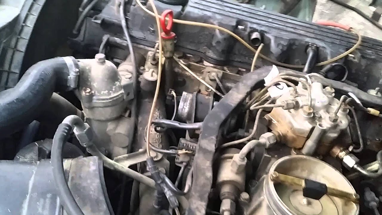 Mercedes Benz 300e Fuel Delivery Issues