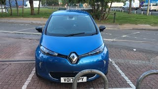 400 Miles in a Renault Zoe 41kwh - Episode #115