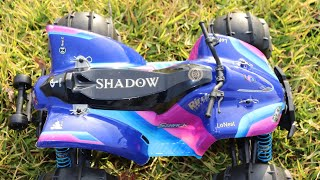 high speed Off Road 1/16 56KM/H 4WD RC Car review/Savar Toys review