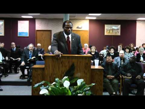 Preaching, Comfort zone, 2012 Convention