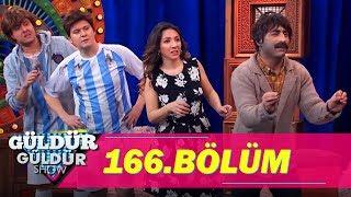 Güldür Güldür Show 166.Bölüm (Tek Parça Full HD)