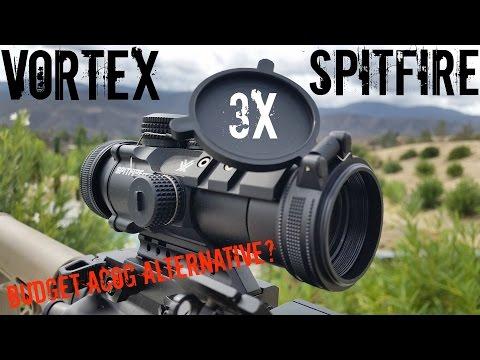 Vortex Spitfire 3x Review