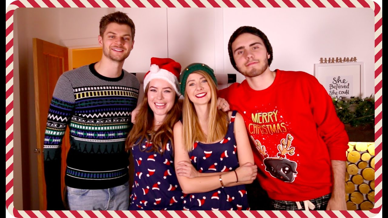 Christmas gift ideas zoella and alfie