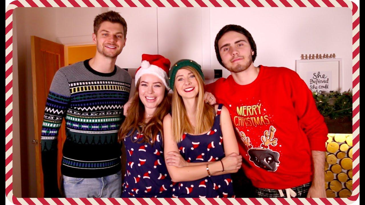 Christmas Pictionary.Couples Christmas Pictionary Zoella