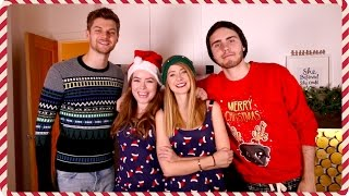 Couples Christmas Pictionary | Zoella